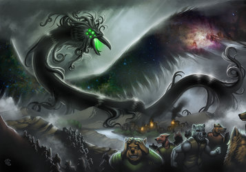 Pentazer - Cosmic Horror