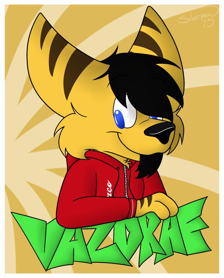 VazDrae Badge