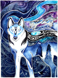 Dreaming: Wolf Song
