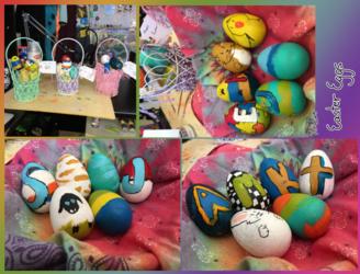 [G] Easter Egg Baskets