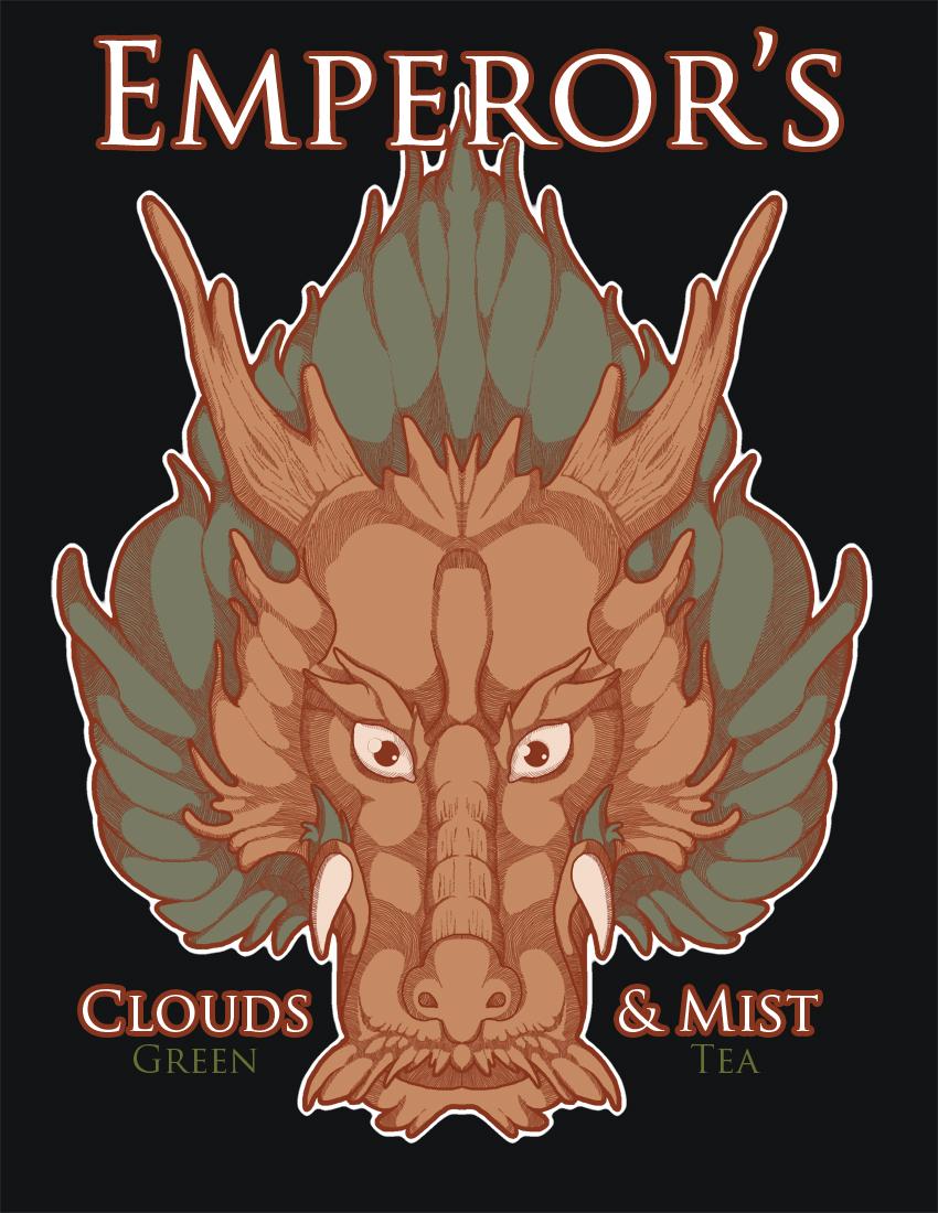 Featured image: Emperor Dragon Ad Mockup