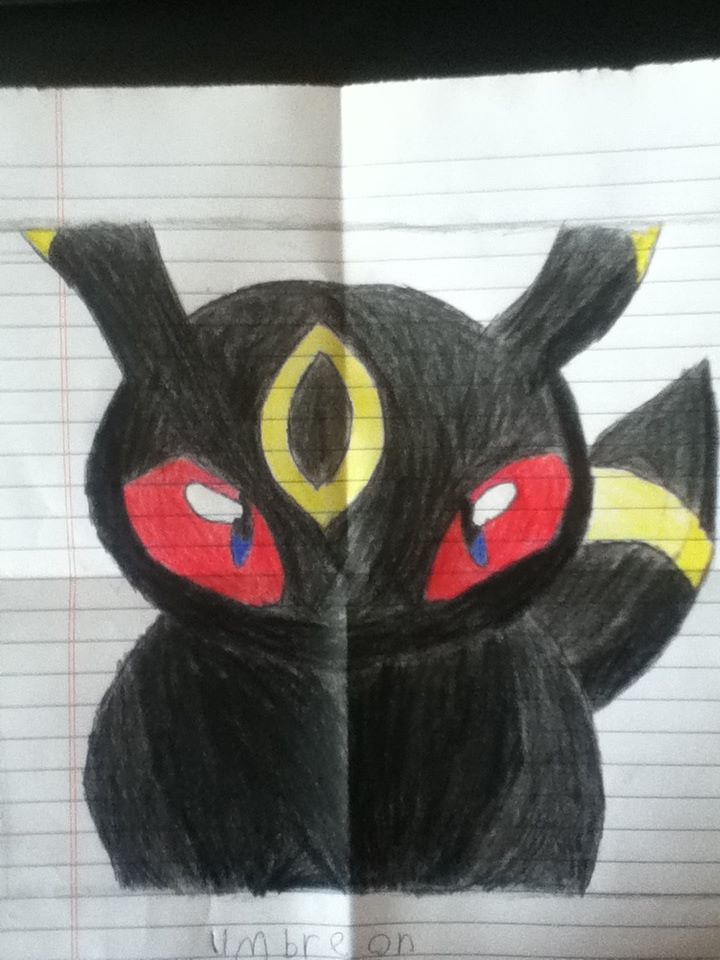 #197 Umbreon