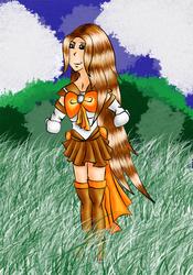 My Home World -Sailor Huntress