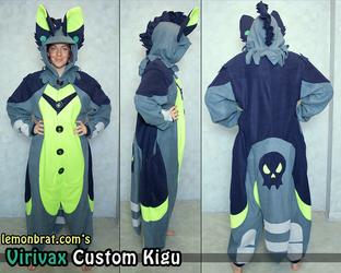 Virivax Custom Kigu