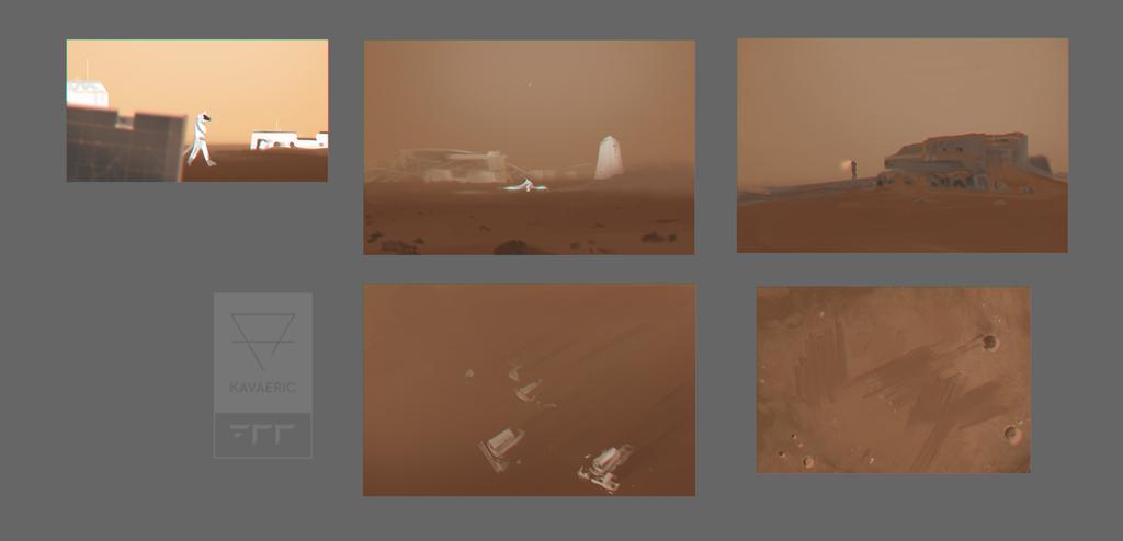 Mars thumbnails