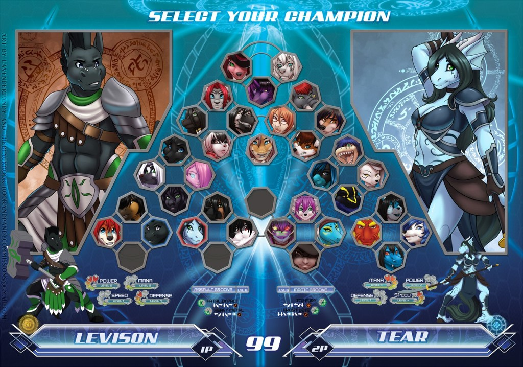 Tournament of Champions; Crest of Valor DLC Round 5