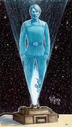 Galen Erso ( Hologram )