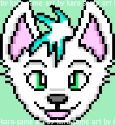FrostWolfspirit Pixel Icon