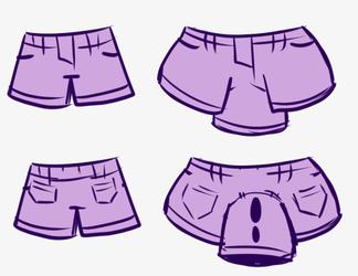 Uluri Dragon Shorts