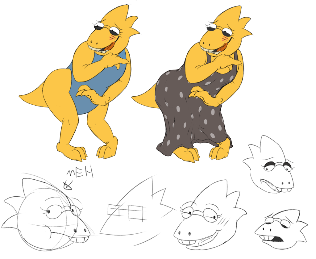 H-hey? H-here's a sketchdump I guess??