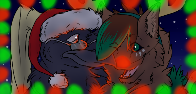 Christmas Icons Commission