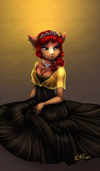 First Queen of San Morgana