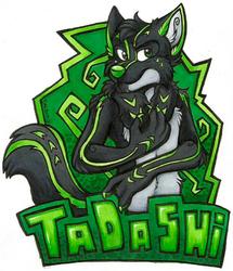 Tadashi Badge (FWA 2015)