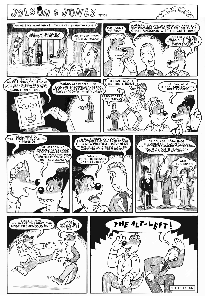 Jolson & Jones #108 - Many Happy Returns