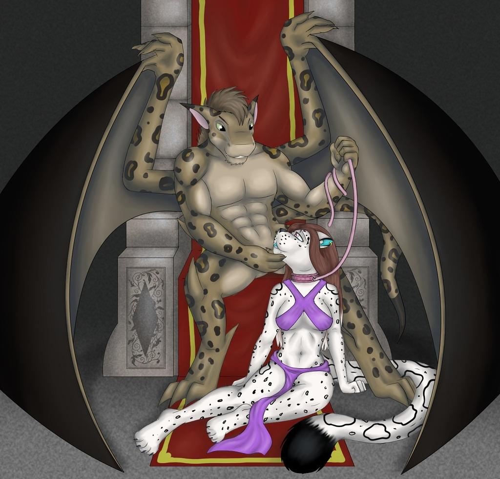 Commission for Klaue - SFW version