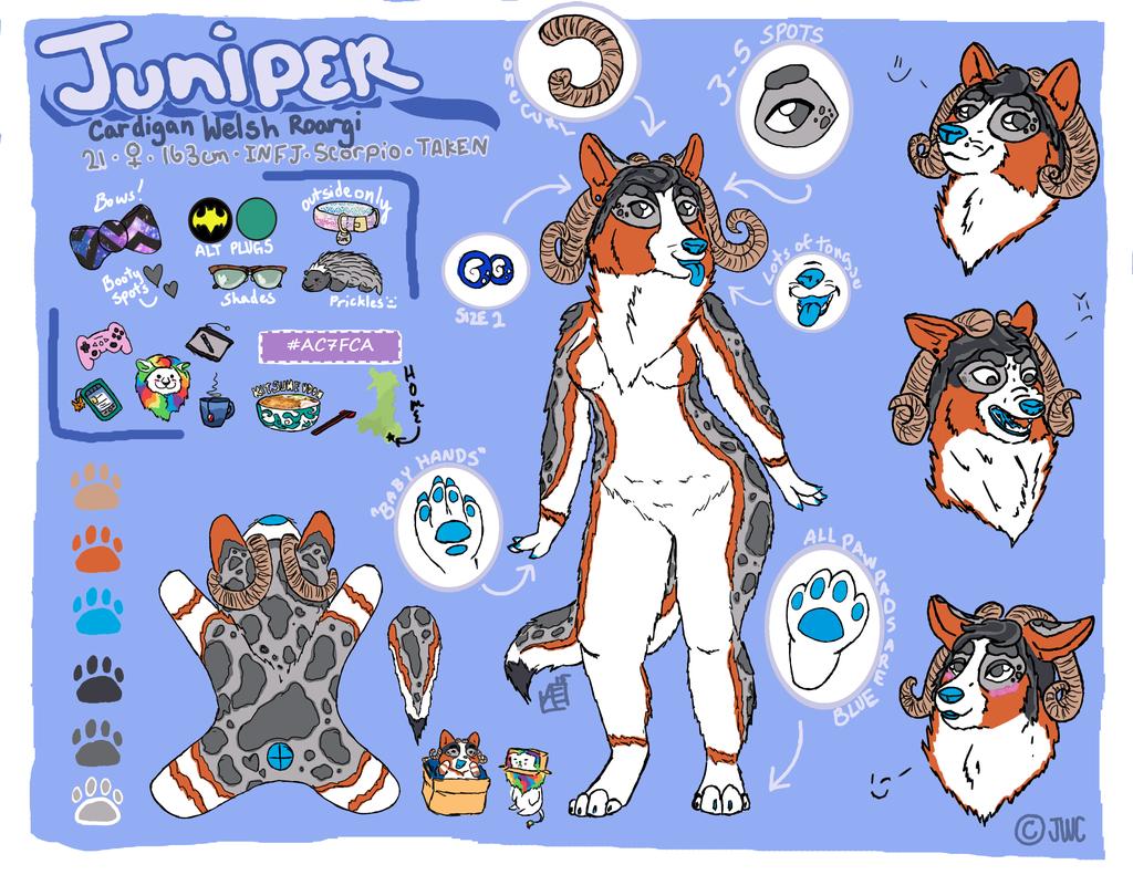 Featured image: It'sa Me, Juniper!