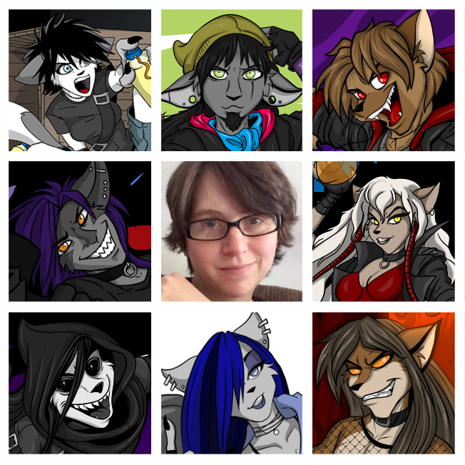 faces of the Artist Thing