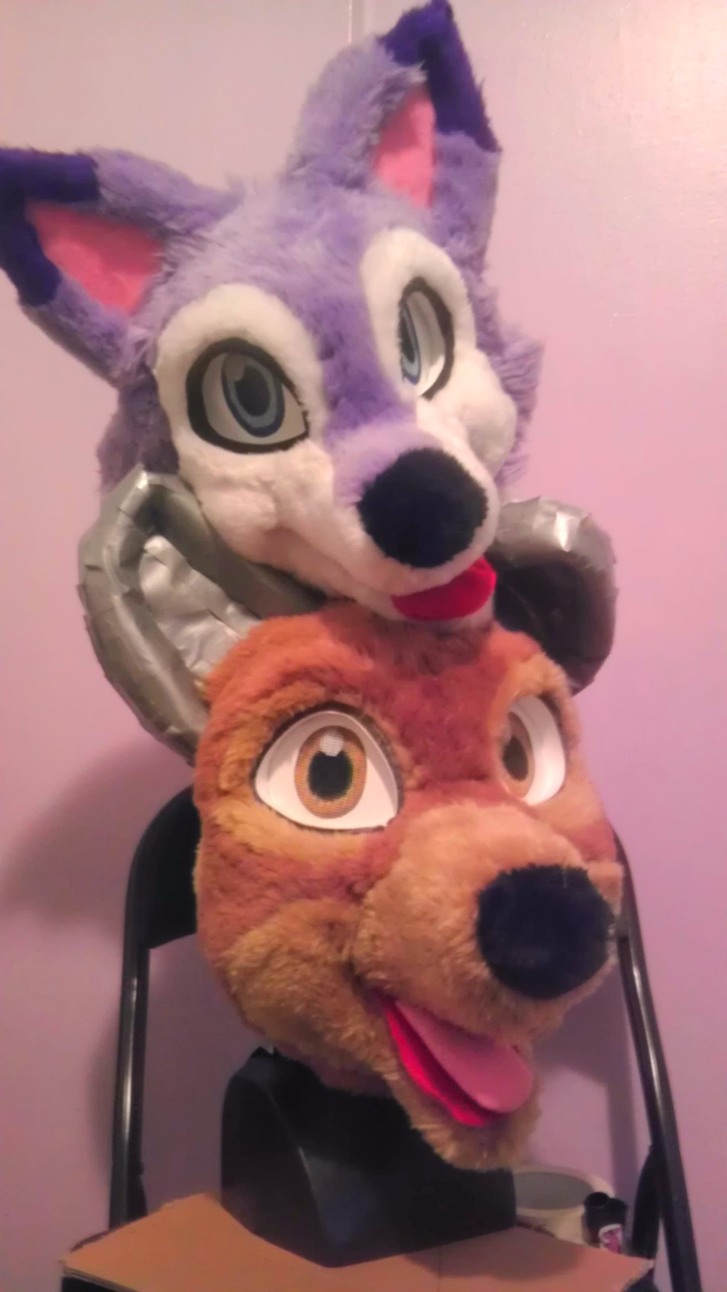 Most recent image: Head rest wip