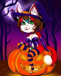 Mia Halloweenies