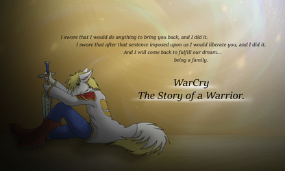 WarCry Thanriu -Wallpeaper-
