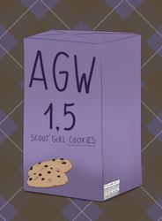 Flask of AGW 1.5
