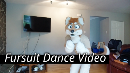 [video] Fursuit freestyle dance: Stronger