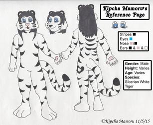 Kipcha's Ref Sheet