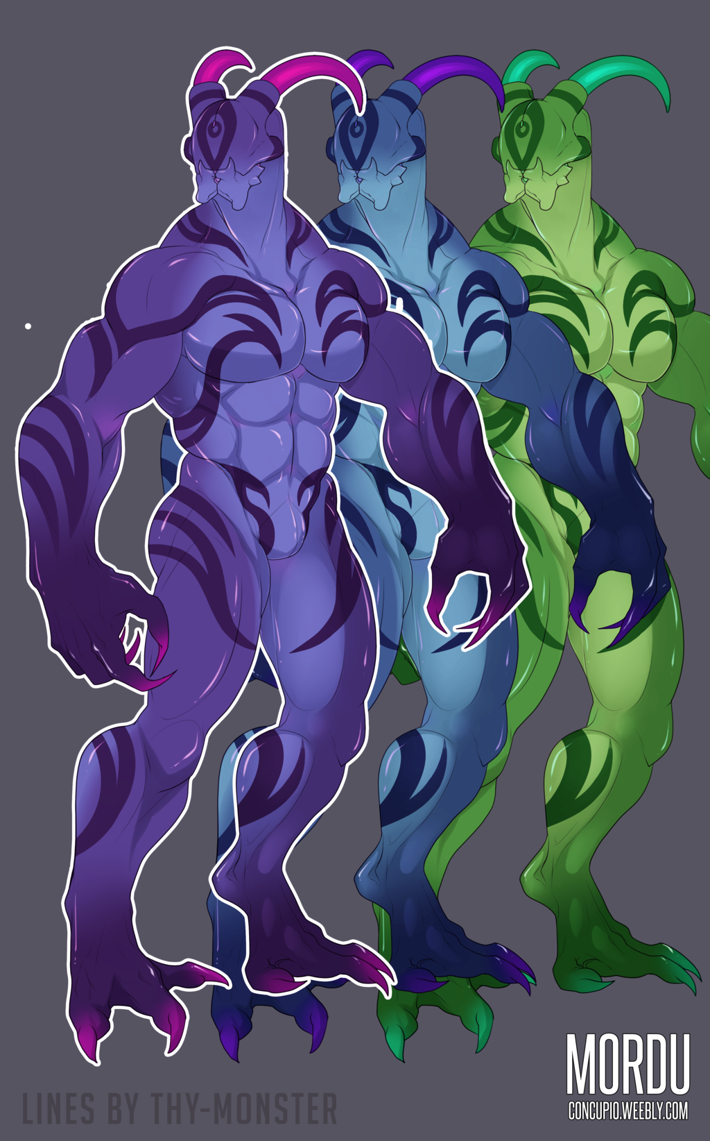 "Adopt: ""Nether"" Brigarda (AUCTION: OPEN)"