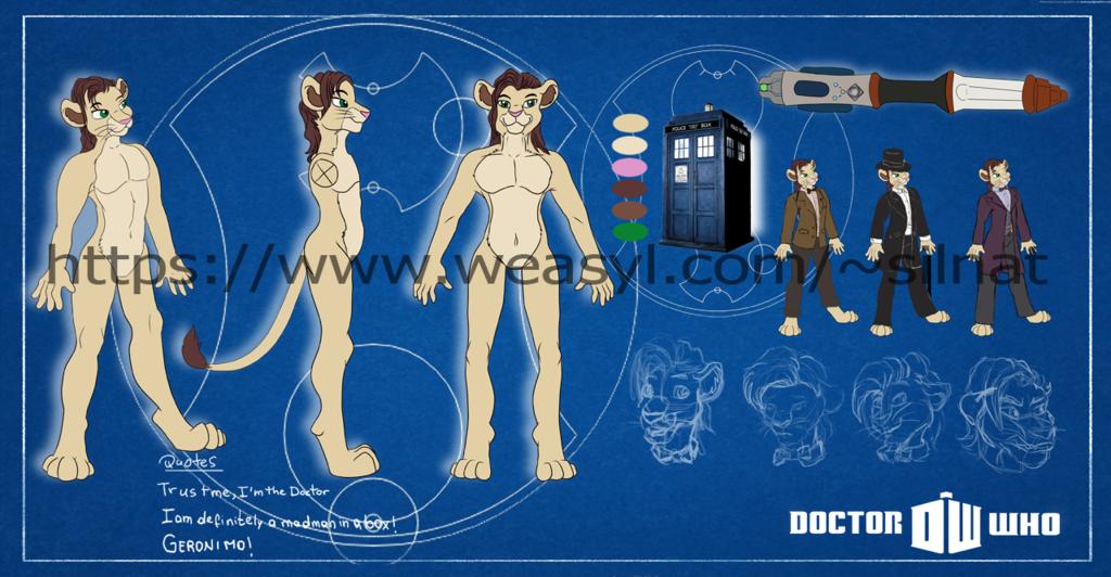 The Doctor [super details]