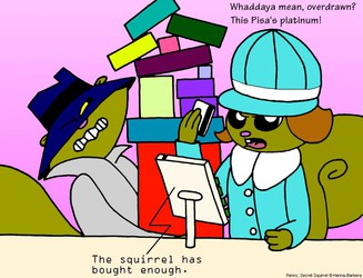 (2000) The Squirrel Has Bought Enough