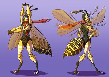 Naomi the Wasp 2020 Update