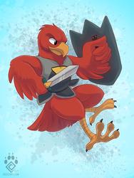 Wonder Bird!