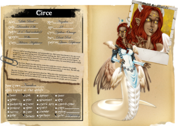 Kotori - Character Information