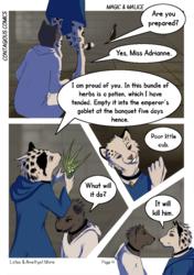 Magic & Malice, page 6