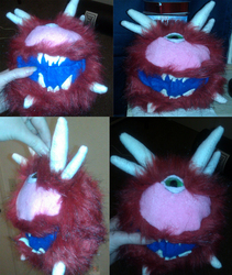 Caco Demon plush: Gift for my brother