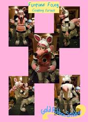 Funtime Foxy Fursuit