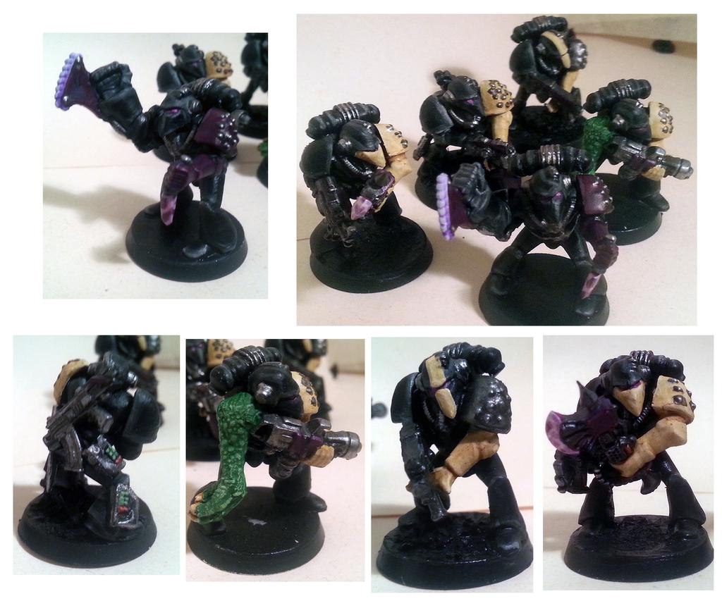 Chaos Chosen Honour Guard