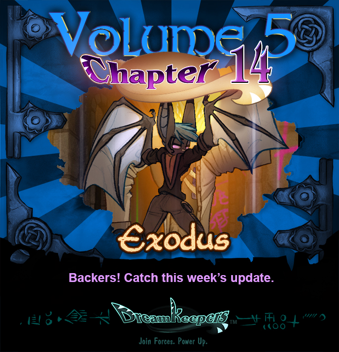 Volume 5 page 58 Update Announcement