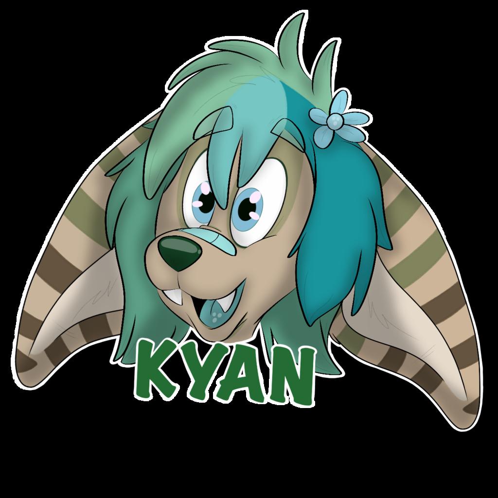 Most recent image: Kyan Headshot Badge