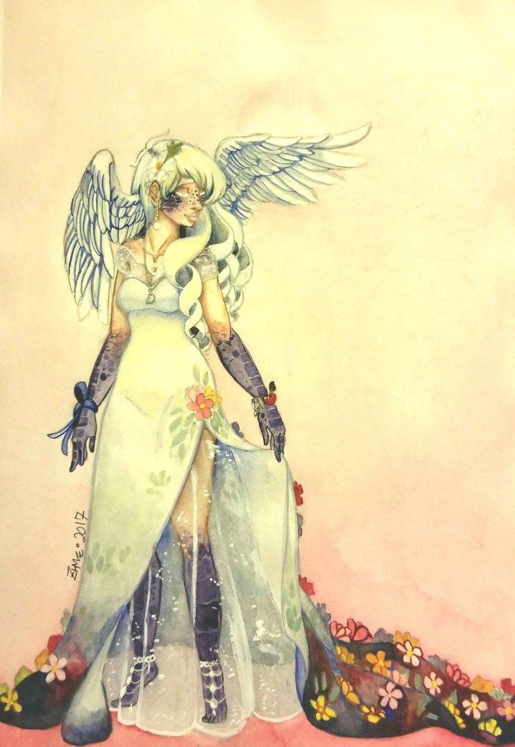 A Wedding Gown