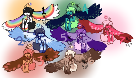 Duster Adoptables (closed)