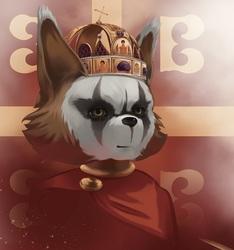 Byzantine Portrait [C]