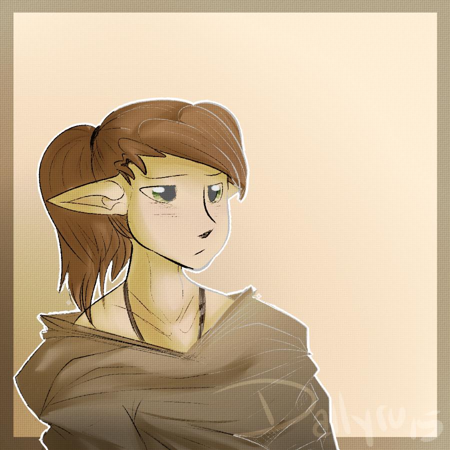 Leandra of the Daelish Elves