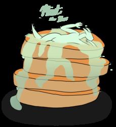 Mint Pancakes Anyone?