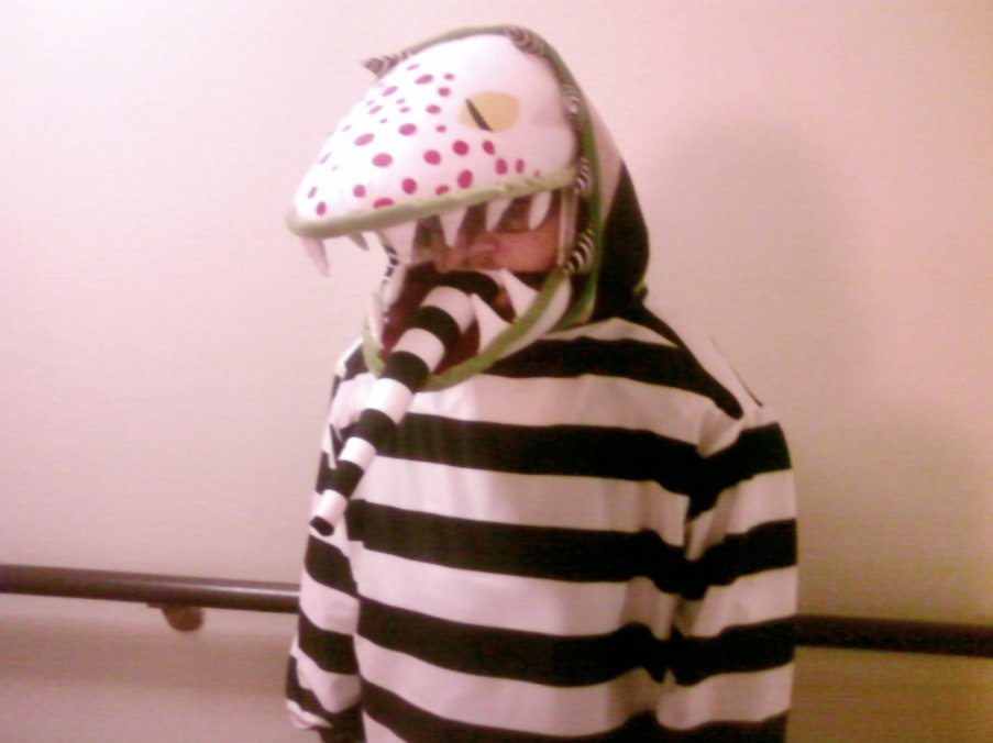 Most recent image: Halloween Costume 2011 - 4 of 4