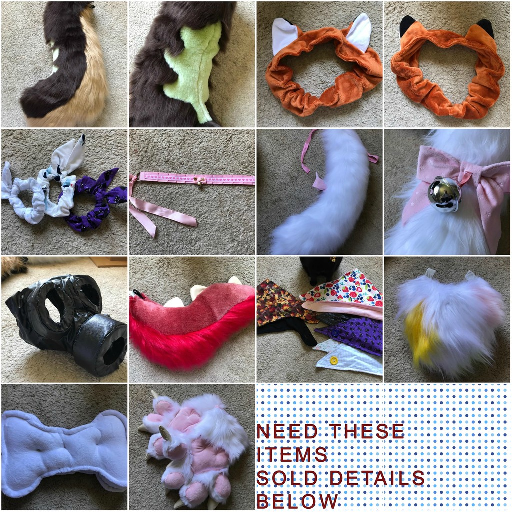 Most recent image: NEED THESE ITEMS GONE!