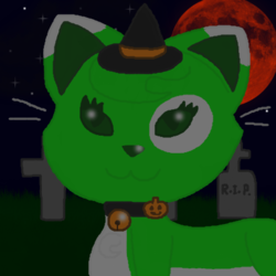 Halloween Icon Emeraldia