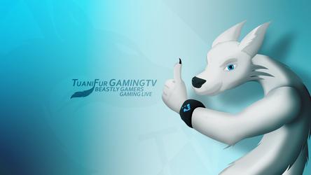 [ TuaniFur Gaming TV ] Scar wallpaper