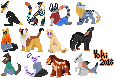 Most recent image: Tiny Character Sprites
