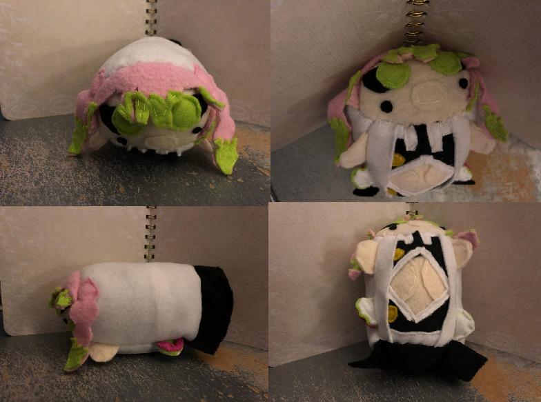 Demon Slayer Mitsuri Kanroji Smedium Stacking Plush For Sale